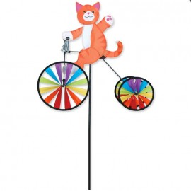 Girouette tricycle chat PK