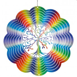 Suspension Rainbow tree of Life Decoration extérieur CIM