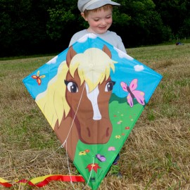 Cerf-volant Enfant Eddy Poney Dream CIM
