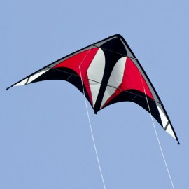 Cerf-volant POWER HAWK Red Black CIM